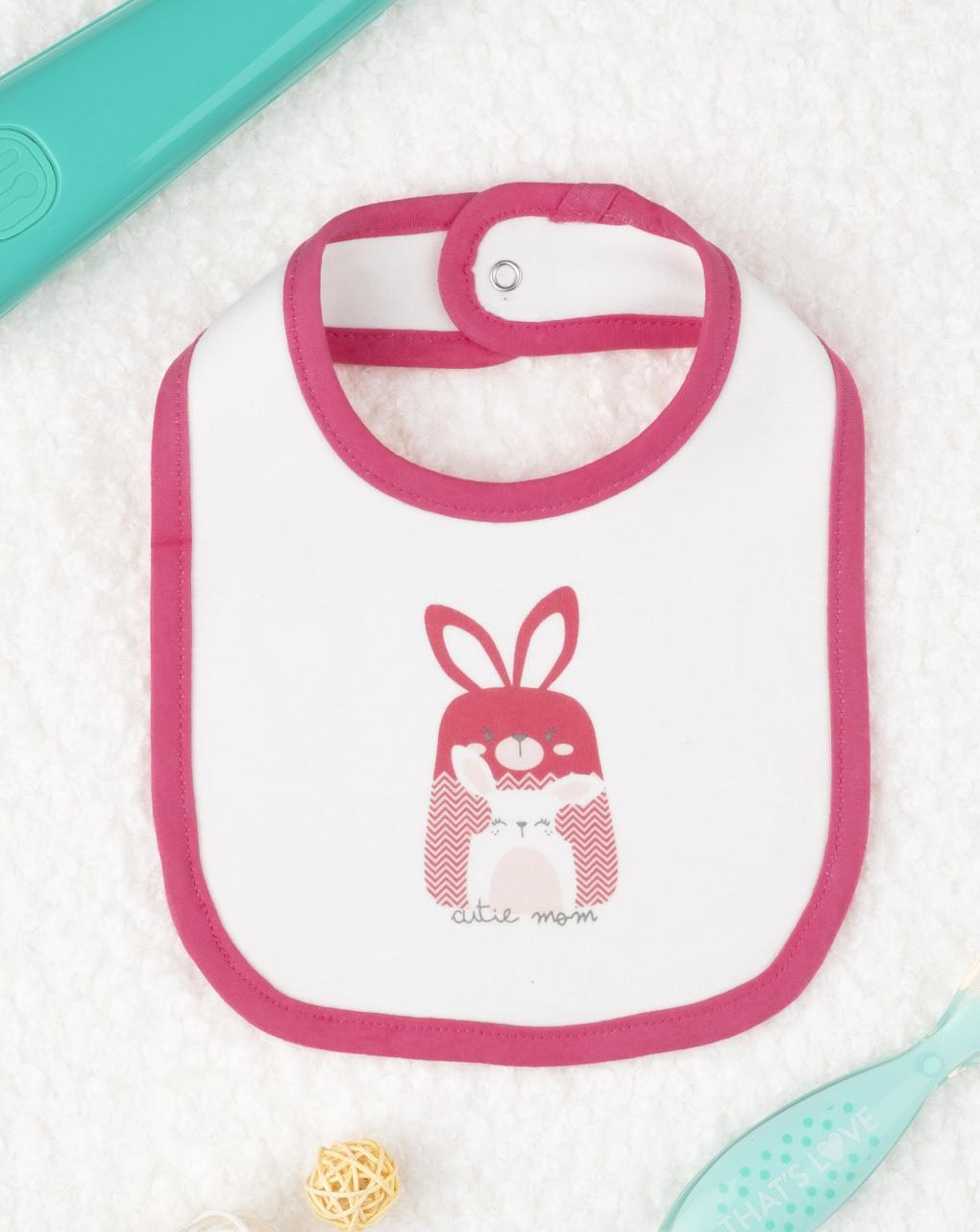 """Bavaglino girl """"cutie mom"""" - Prénatal"""