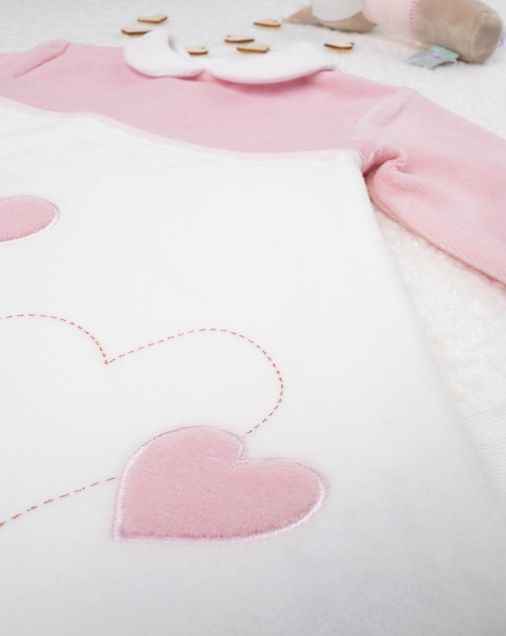 Completo girl abito & collant - Prénatal