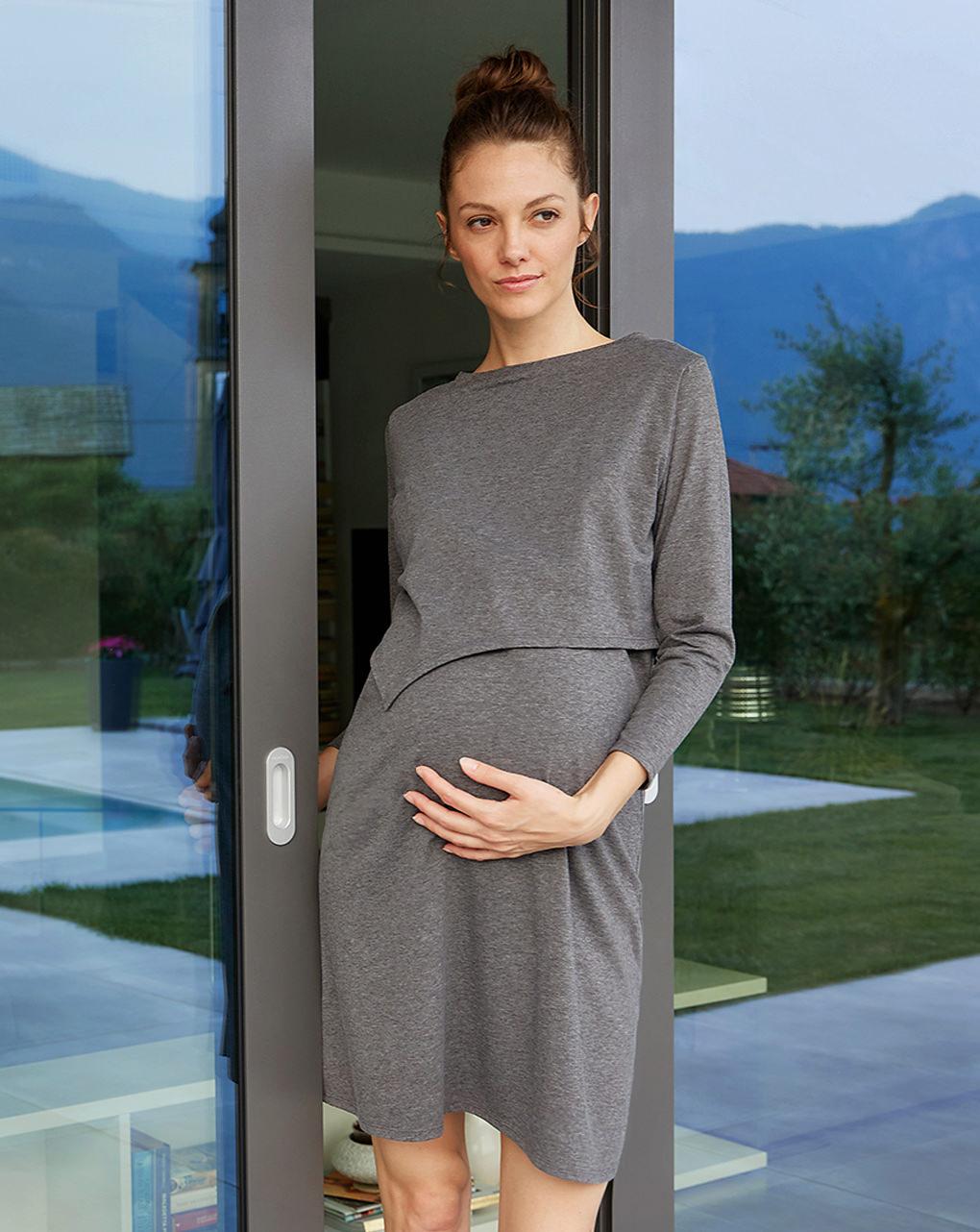 Abito allattamento in jersey di cotone - Prénatal