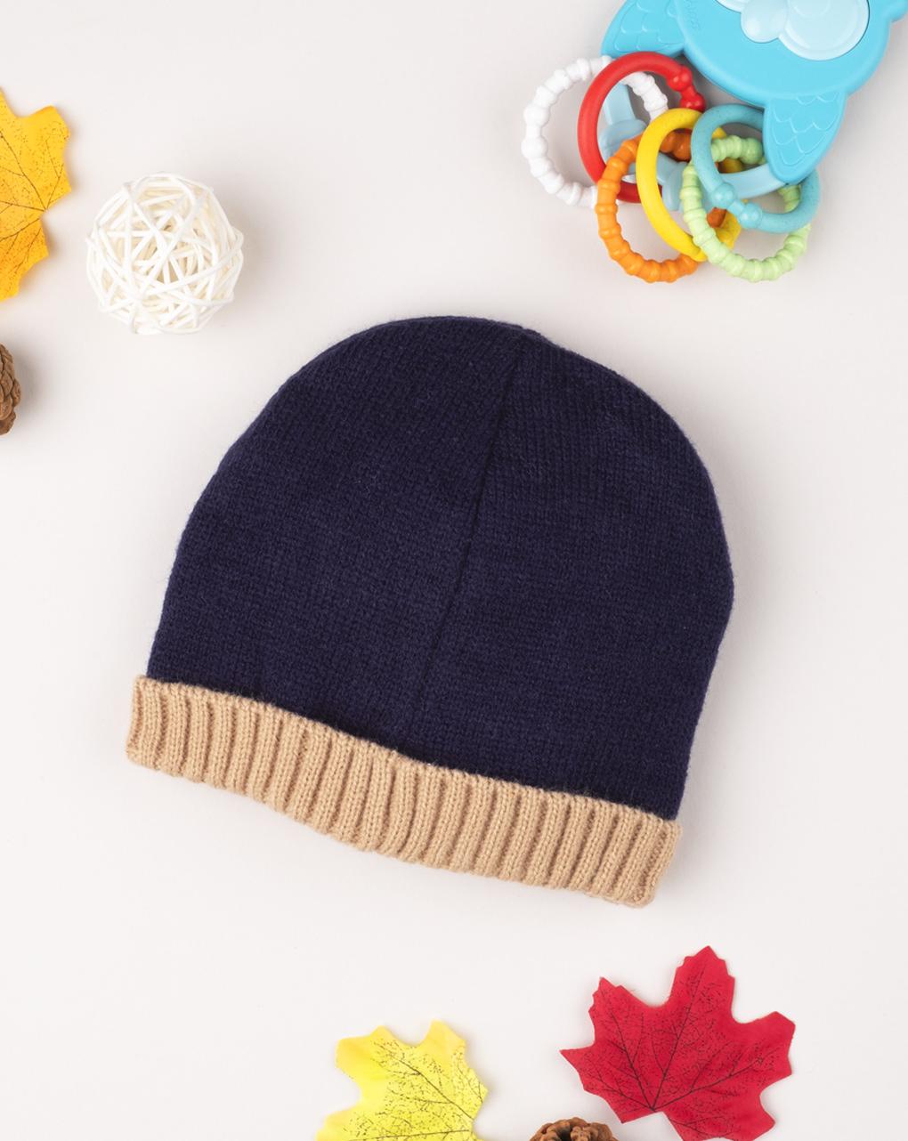 """Cappello tricot boy """"orsetto"""" - Prénatal"""