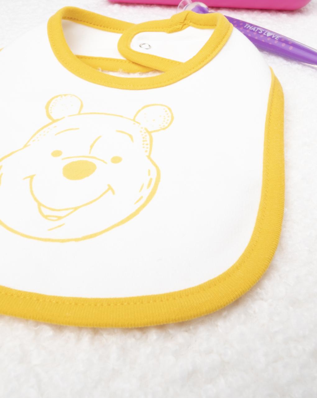 """Bavaglino boy """"winnie the pooh"""" - Prénatal"""