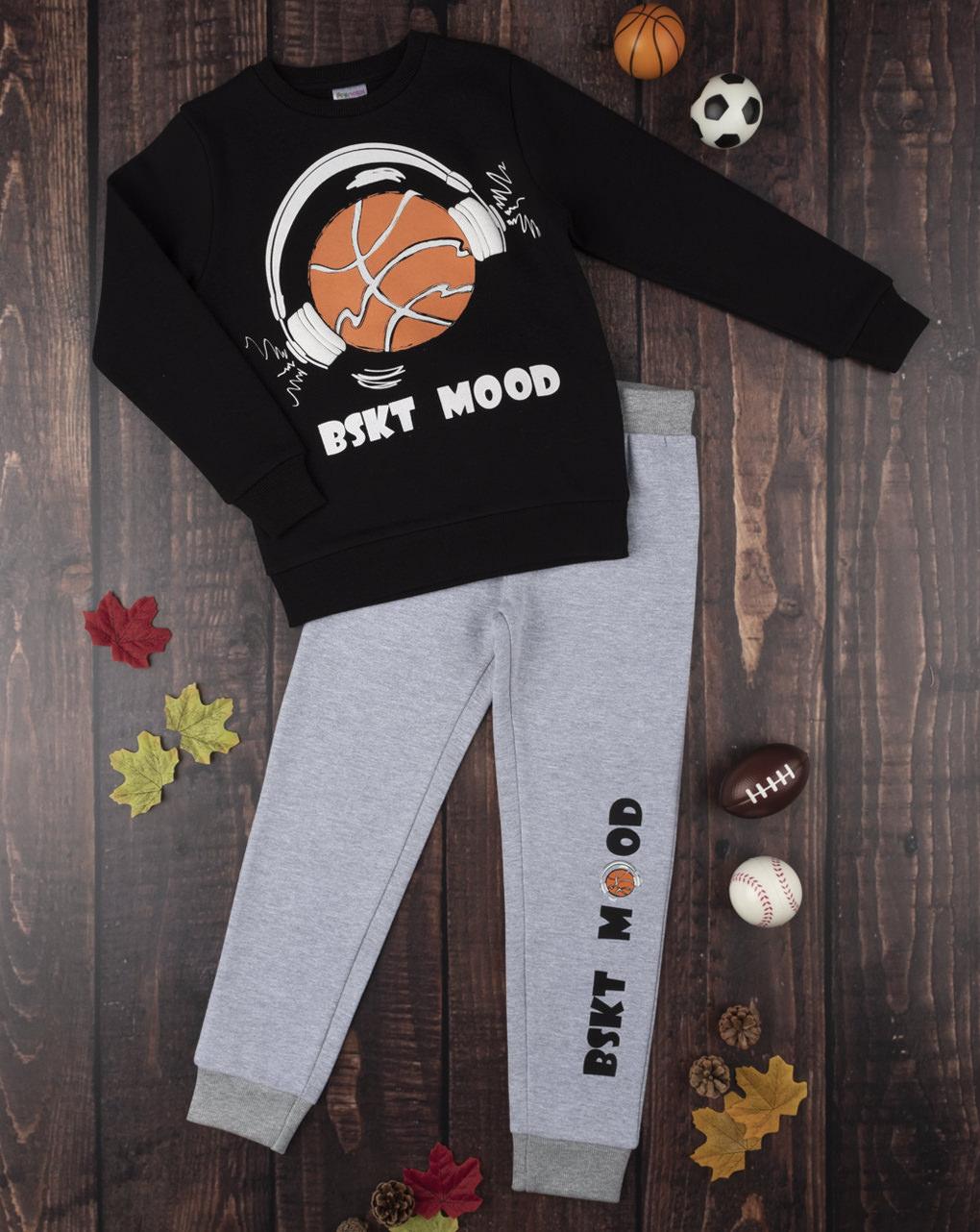 """Completo jogging boy """"basket mood"""" - Prénatal"""