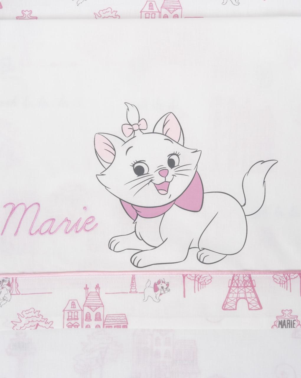 "Completo lettino 3 pz girl ""marie"" - Prénatal"