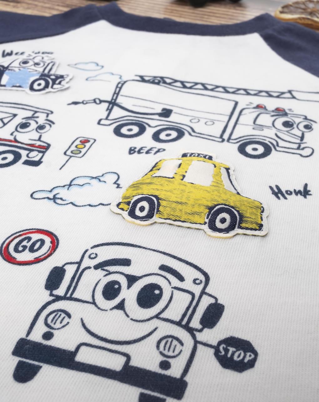 "T-shirt boy ""funcity"" - Prénatal"