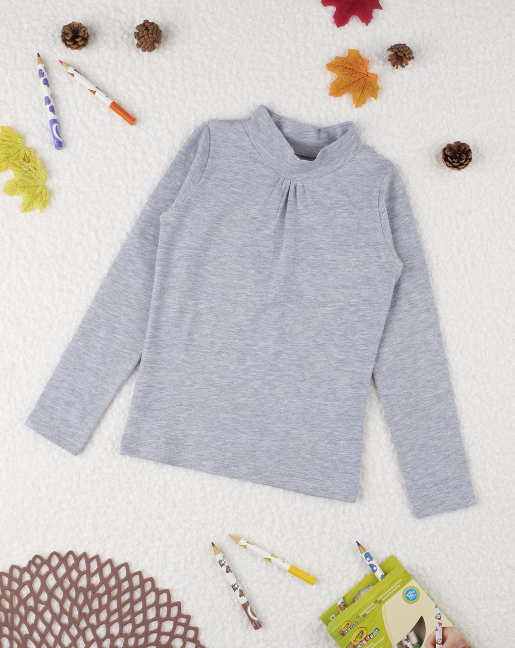 Lupetto girl grey - Prénatal