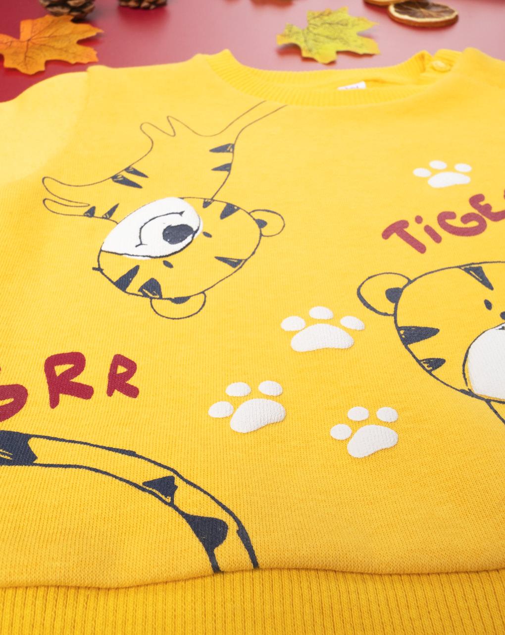 "Completo jogging boy ""tiger"" - Prénatal"