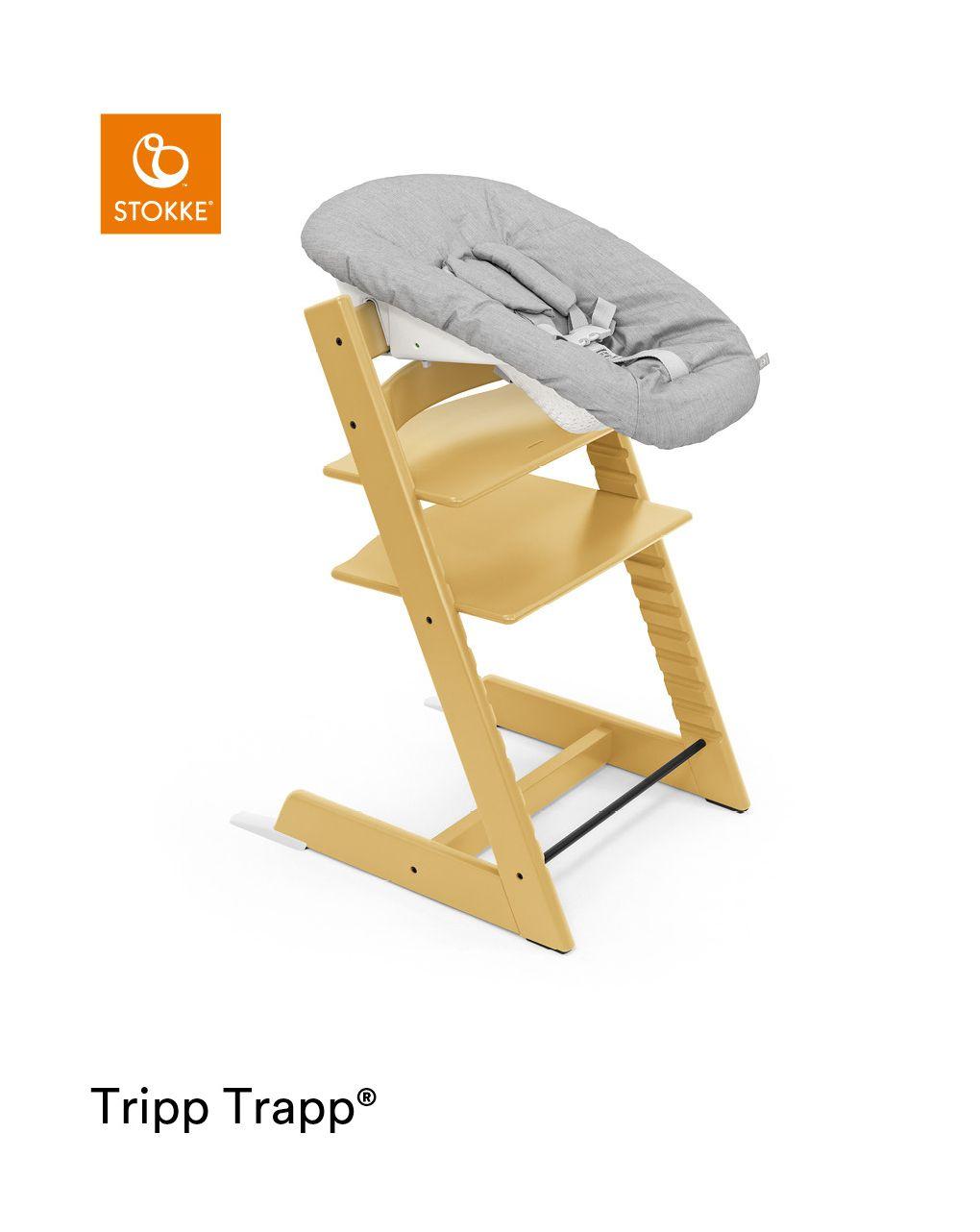 Tripp trapp®. la sedia che cresce con il bambino.™ una sedia per tutta la vita. - Stokke
