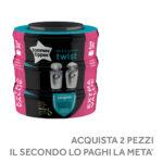 Twist&Click Ricarica (2 pezzi al prezzo di 1)