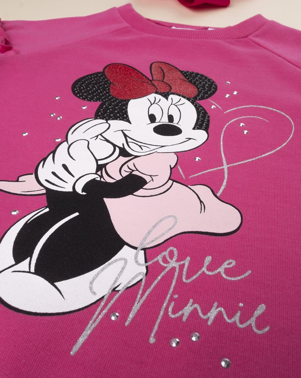 """Felpa girl """"minnie love"""" - Prénatal"""