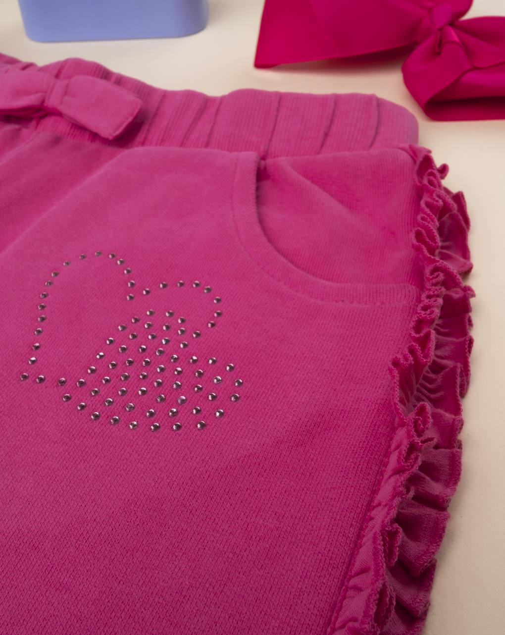 Pantalone girl pink - Prénatal
