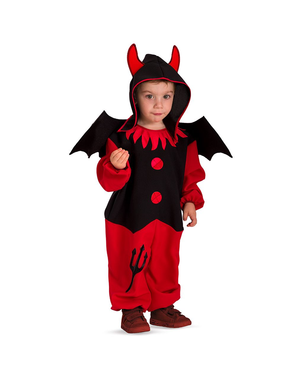 Costume diavoletto baby tg.ii - Carnival Toys