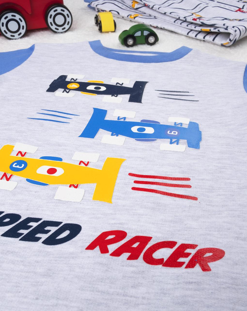 "Pigiama boy ""speed racer"" - Prénatal"