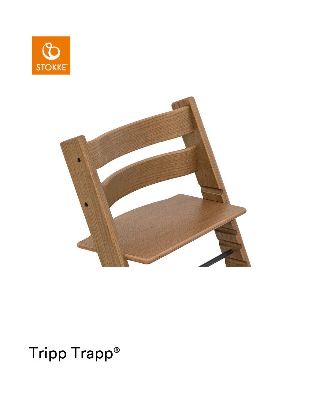 Tripp trapp® rovere marrone.un iconico pezzo di natura - Stokke