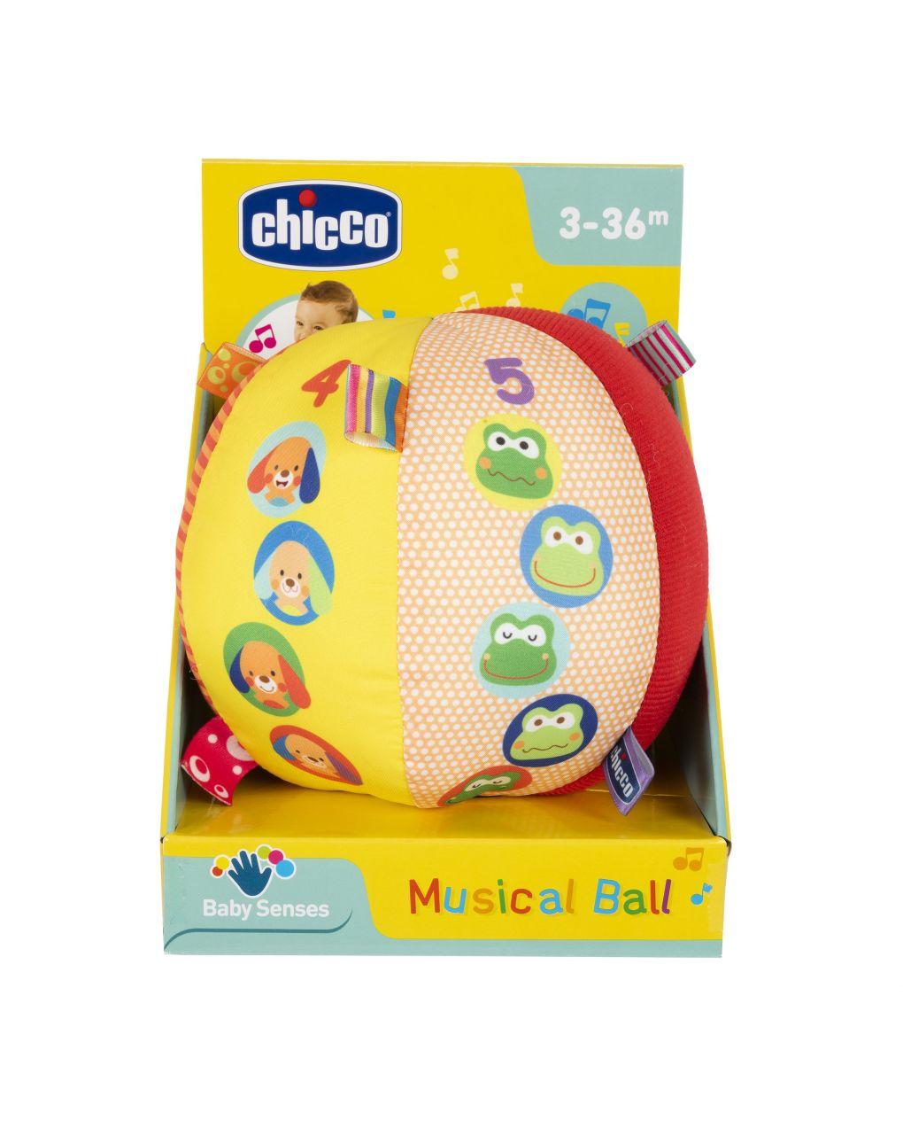 Chicco palla musicale - Chicco