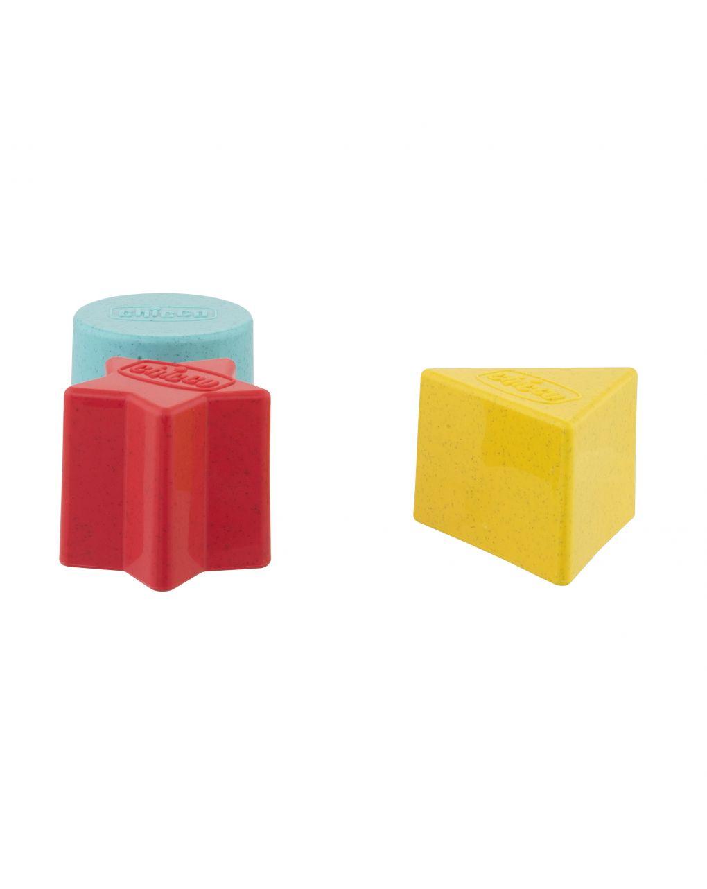 Chicco tazze impilabili 2in1 eco+ - Chicco