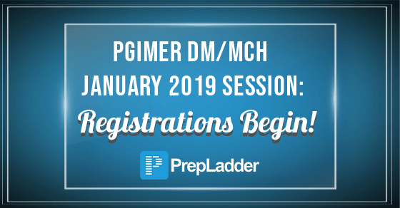 Everything you need to know about PGIMER DM/MCh January 2019