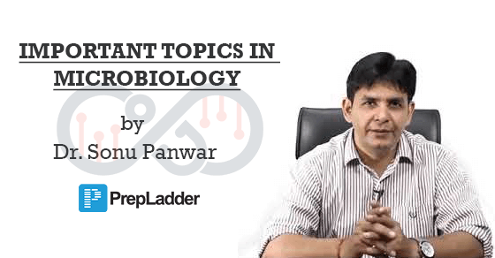 Important Topics in Microbiology for NEET-PG by Dr  Sonu Panwar