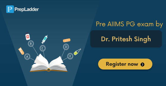 Register now for the Pre AIIMS PG exam by Dr  Pritesh Singh