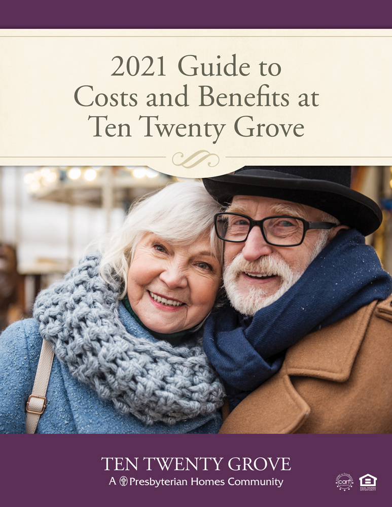 2021 Guide to Costs and Benefits at Ten Twenty Grove