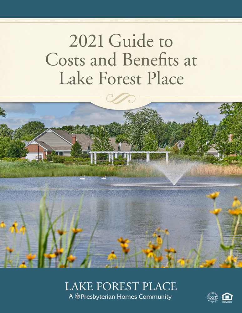 2021 Guide to Costs and Benefits at Lake Forest Place