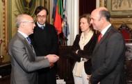 Câmara de Braga recebe embaixador do Canadá com projecção internacional em vista