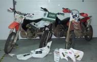 GNR de Braga três jovens por furto de motos para venda no 'Preço Justo' e um quarto por tráfico e produção de droga