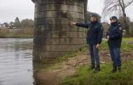 Militares da GNR que salvaram mulher que caiu da Ponte do Bico candidatos ao Prémio Altruísmo