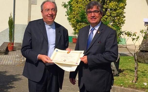 D. Jorge Ortiga nomeada Patrono Protector da Legião do Infante D. Afonso de Portugal e Lencastre