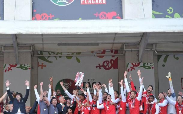 TAÇA DE PORTUGAL: 50 anos depois, SC Braga conquista a Taça de Portugal; Reacções em 1.ª MÃO