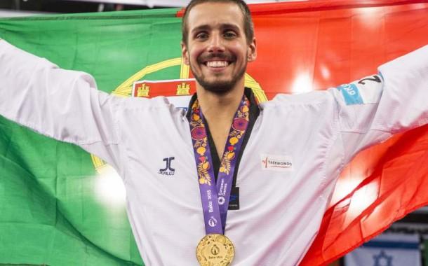 'Médico' da UMinho Rui Bragança revalida título europeu de taekwondo na Suíça