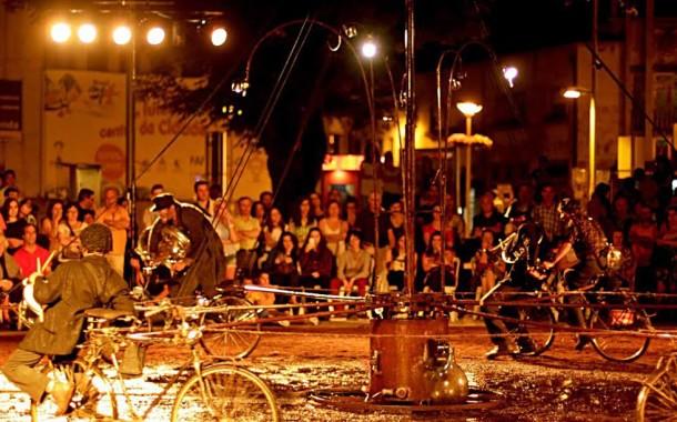 Festival Vaudeville Rendez-Vous traz arte de rua e circo contemporâneo a Braga