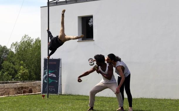 Braga recebe seis espectáculos de rua e de circo do Festival Internacional Vaudeville Rendez-Vous