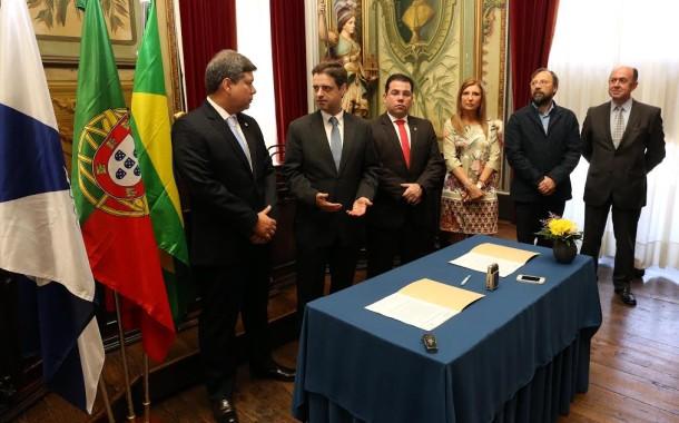 Braga e Manaus reforçam cooperação estratégica com geminação