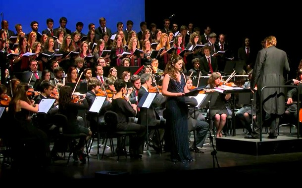 Orquestra da UMinho associa-se ao aniversário da PSP com concerto no Salão Medieval (Dia 16)