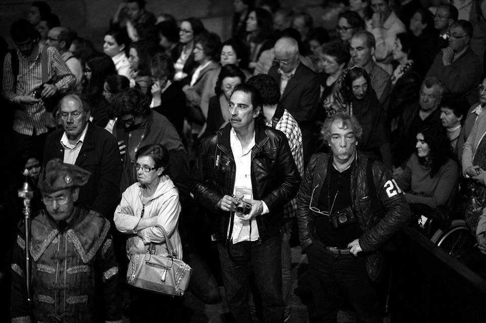 Faleceu José Delgado, fotógrafo e jornalista, vítima de doença prolongada; deixa para a posterioridade memórias de Braga