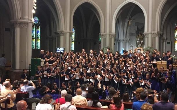 Coro de Pequenos Cantores de Esposende e Coro Ars Vocalis brilharam em Madrid