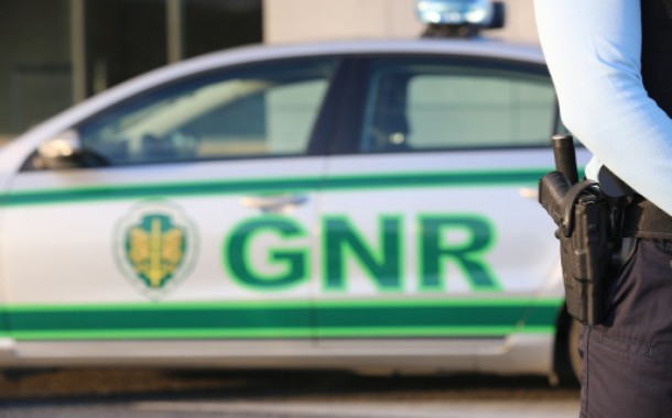 GNR: Actividade operacional no fim de semana com 192 pessoas detidas em flagrante delito