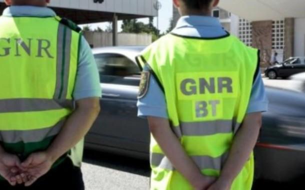GNR: Actividade operacional entre o final de tarde de sexta-feira e madrugada de sábado com 49 detidos em flagrante delito