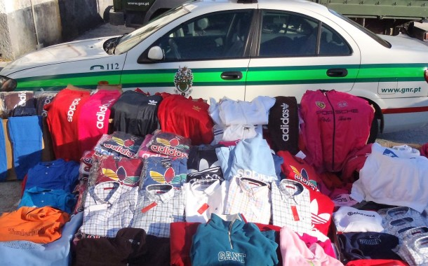 Barcelos: Apreendidos 1550 artigos contrafeitos