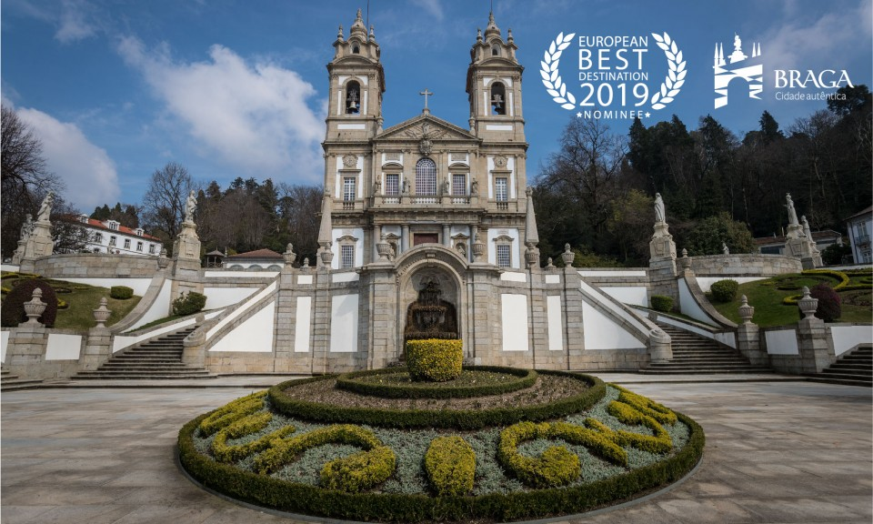 Braga no top 3 de votação do título 'European Best Destination 2019'