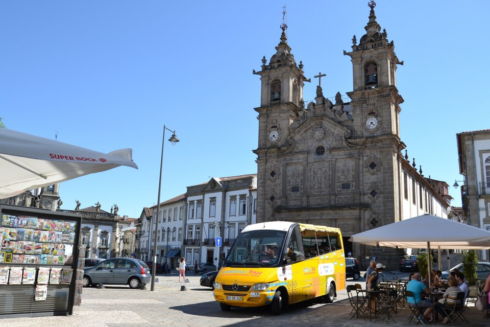 Circuito turístico 'Braga e Bom Jesus Tour' já opera
