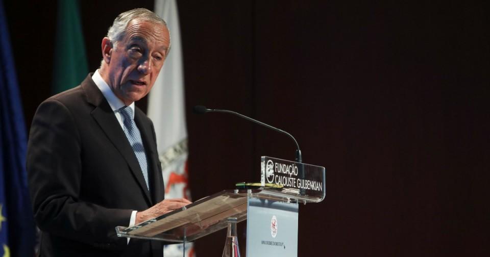 Marcelo elogia contas públicas mas deixa aviso