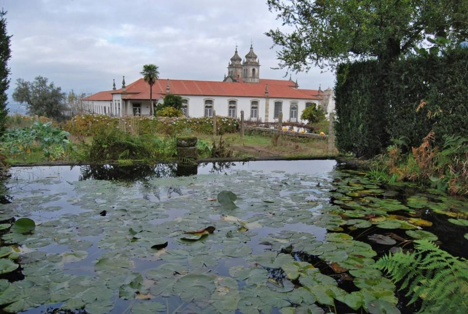 'Braga Cultura 2030' promove este sábado no Mosteiro de Tibães um 'walkshop'