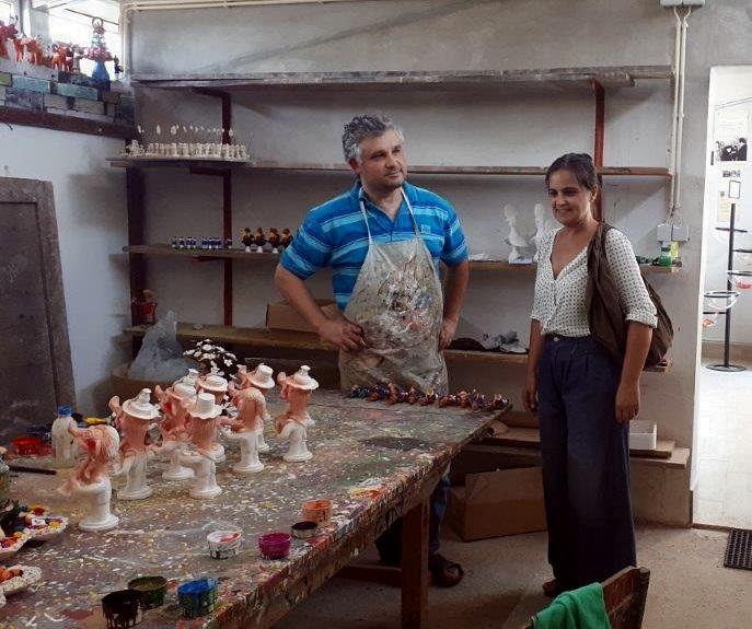 Legislativas: CDU defende em Barcelos preservação das artes e ofícios tradicionais