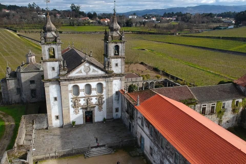 Amares: Mosteiro de Rendufe de portas abertas para visitas aos fins-de-semana