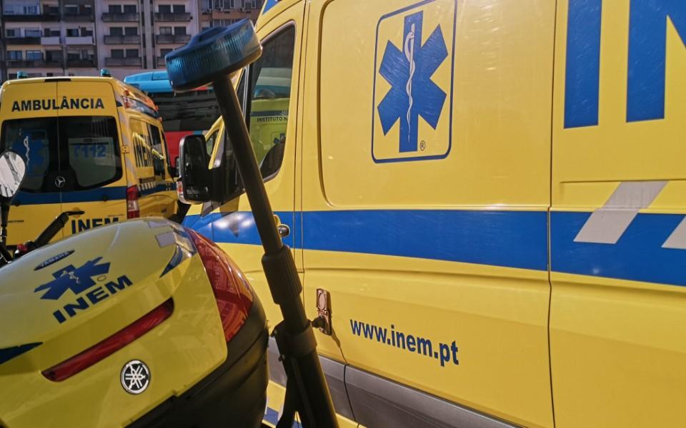 """Mário Centeno diz que processo de aquisição de ambulâncias do INEM """"está em análise"""""""
