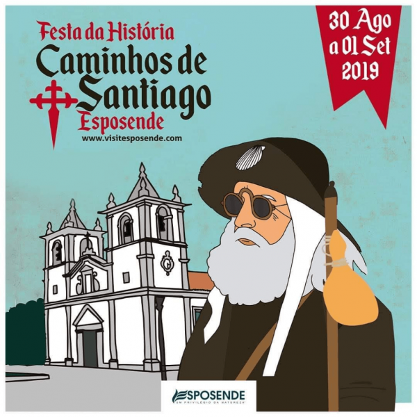 Esposende: Festa da História tem Caminhos de Santiago como referência