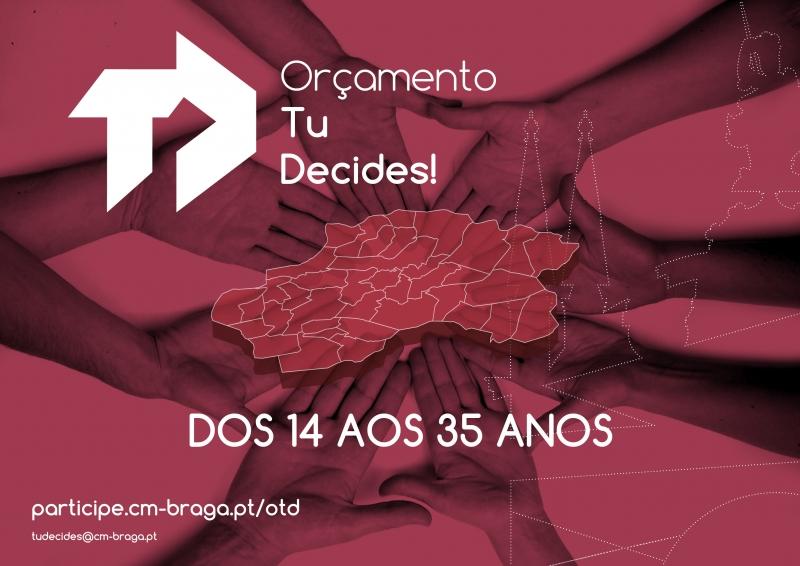 Prazo de entrega de proposta para o 'Tu Decides!' encerra a 1 de Setembro