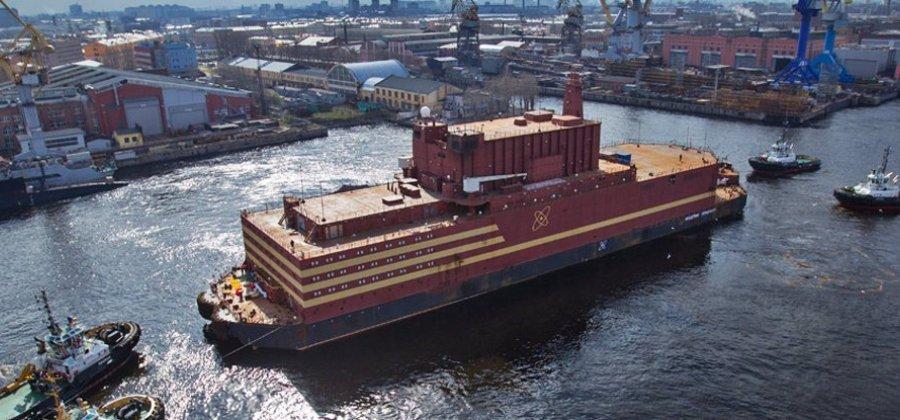 Rússia: 'Titanic nuclear' começou viagem de seis mil quilómetros