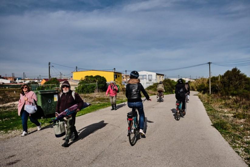 Uso de bicicleta entre a casa e escola com cobertura do seguro escolar